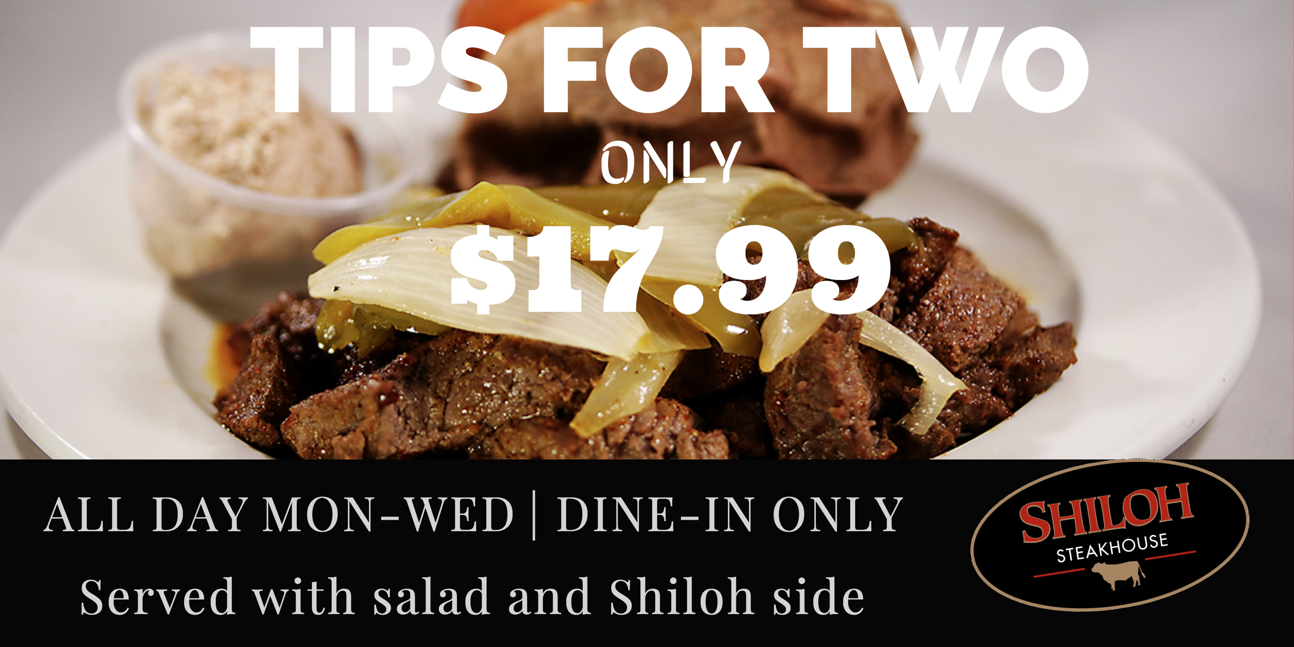 Tips for Two! – $17.99